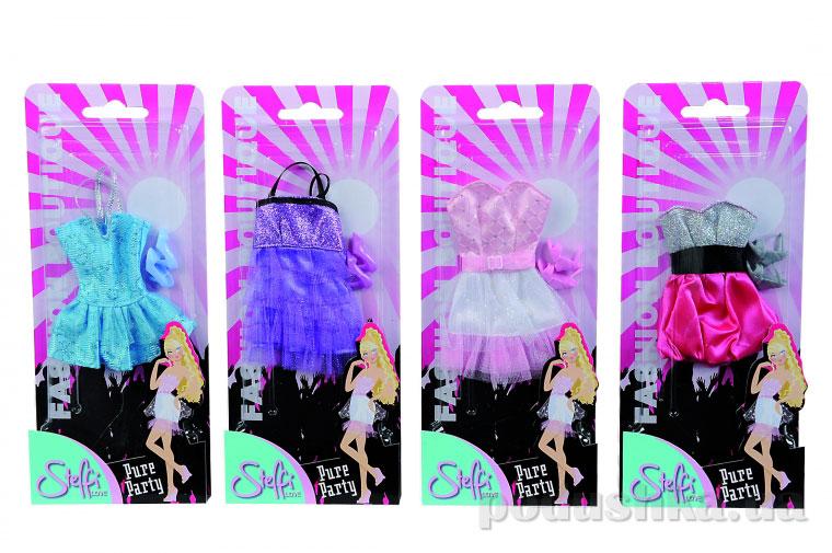 Кукольная одежда Штеффи Вечеринка 4 вида Steffi Evi Love 5725625