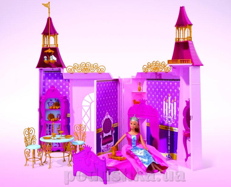 Кукольный набор Штеффи и её сказочный замок Steffi Evi Love 5731118