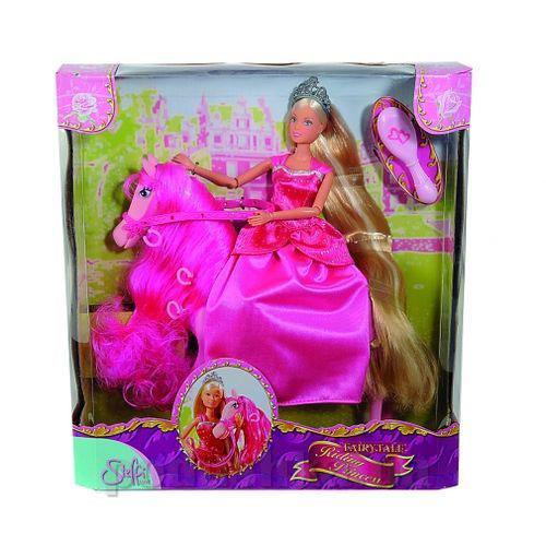 Кукольный набор Штеффи Принцесса с лошадью Steffi Evi Love 5734025