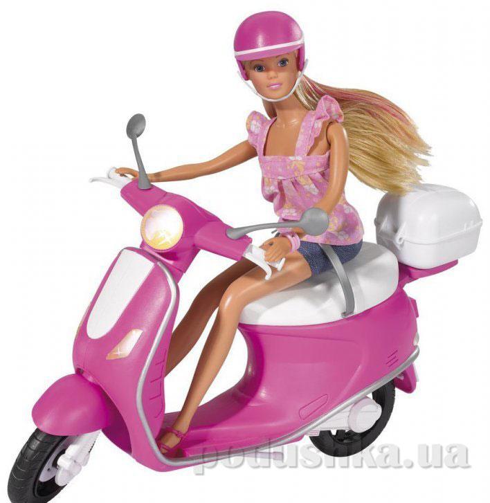 Кукольный набор Штеффи Прогулка на скутере  Steffi Evi Love  5730282