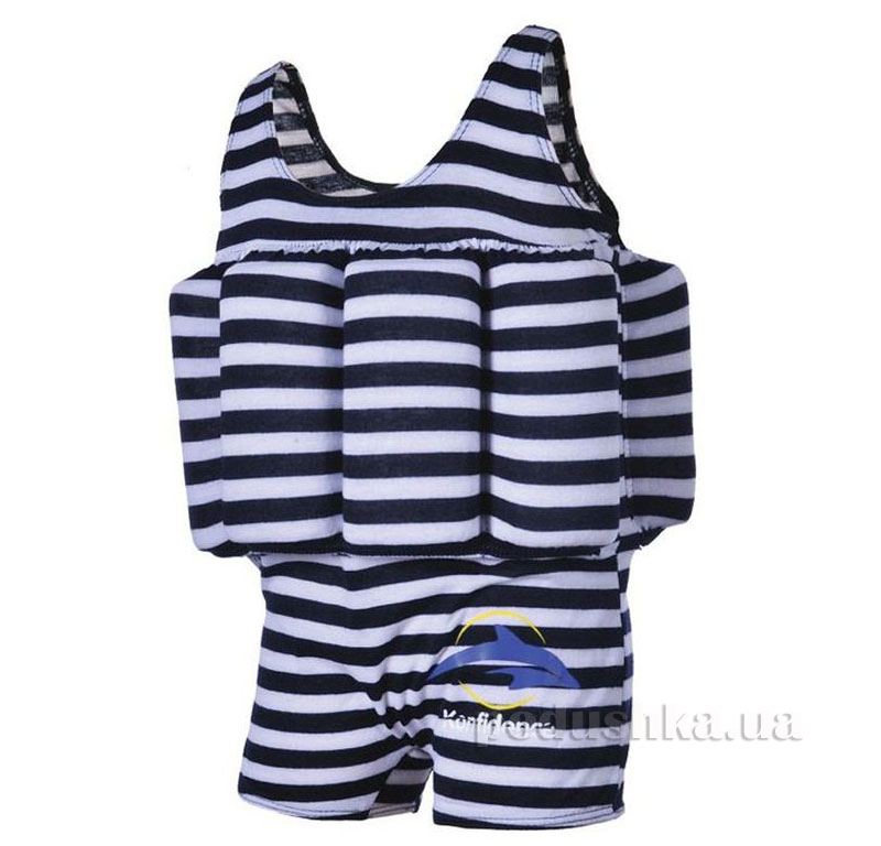 Купальник-поплавок Konfidence Floatsuits Navy Stripe FS01