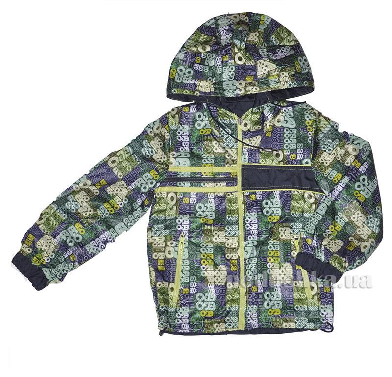 Куртка для мальчика Люксик 15202
