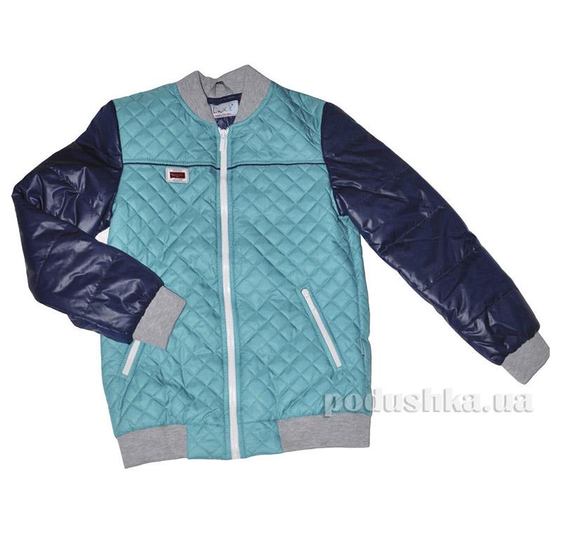 Куртка для мальчика Люксик Макс 110102
