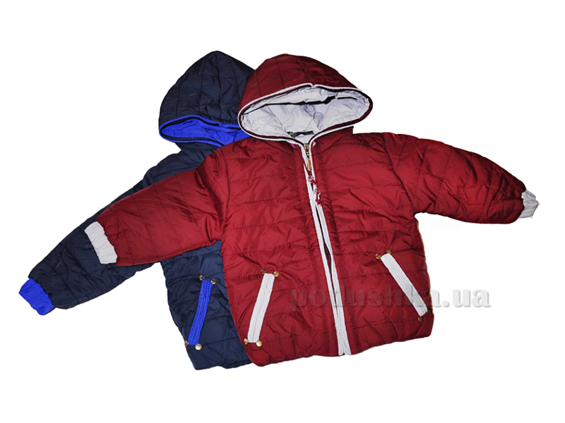Куртка для мальчиков Одягайко 2179
