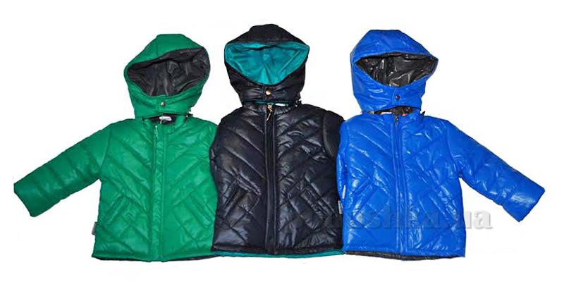 Куртка для мальчиков Одягайко 2334