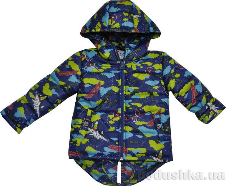 Куртка теплая для мальчика Потап Деньчик 8102