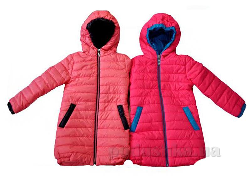 Куртка удлиненная Одягайко 2319