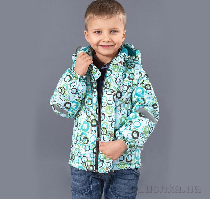 Куртка-жилет для мальчика утепленная Модный карапуз 03-00554