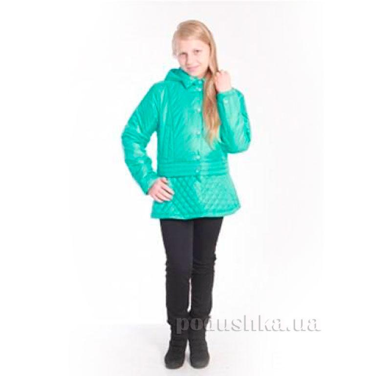 Курточка-трансформер для девочки Димакс КуД 53 мята