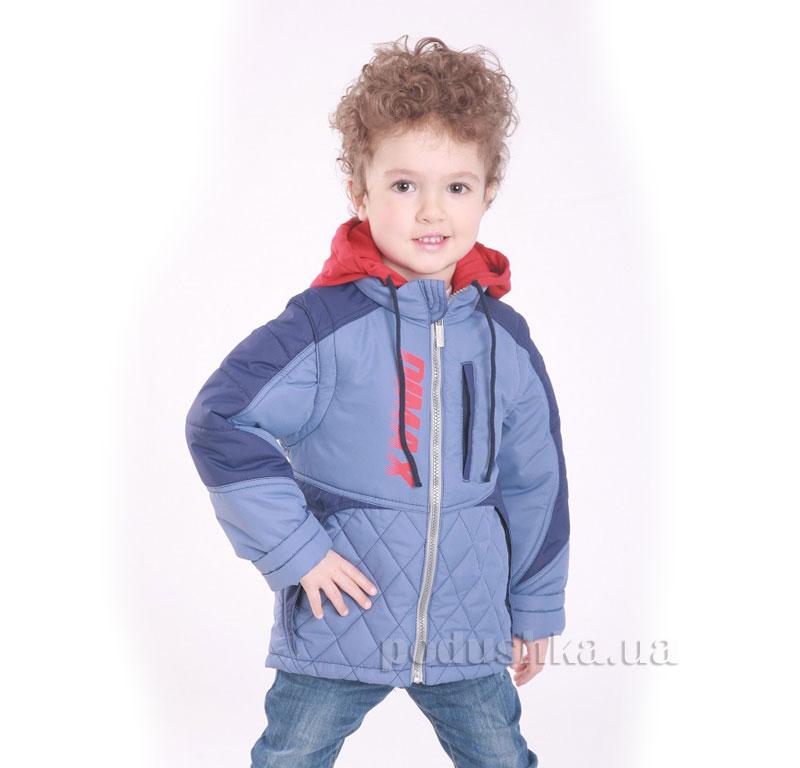 Курточка-жилет для мальчика Димакс КуМ 105 джинс