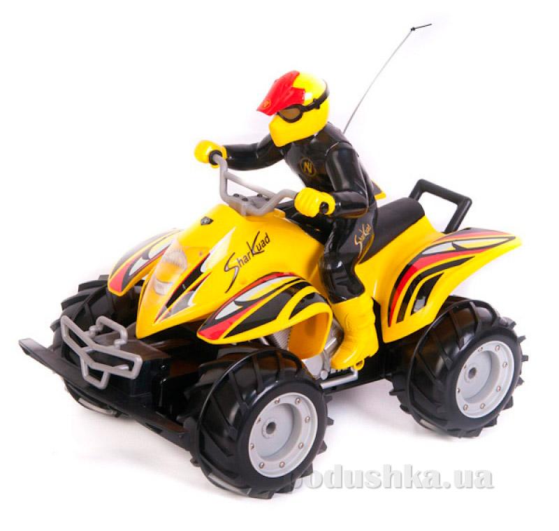 Квадроцикл игрушечный на радиоуправлении Shar-Kuad аккумулятор 6v Nikko 900002A2