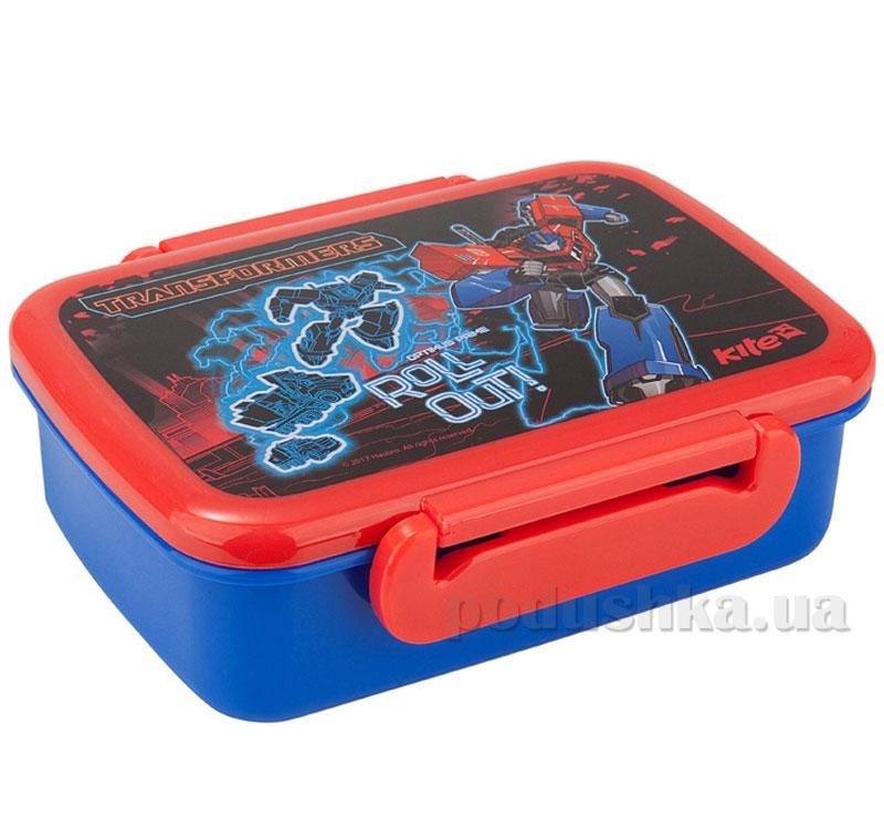 Ланчбокс прямоугольный Kite Transformers TF17-160 сине-красный