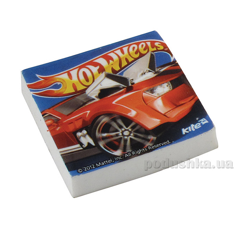 Ластик для графитного карандаша Kite Hot Wheels HW13-101К
