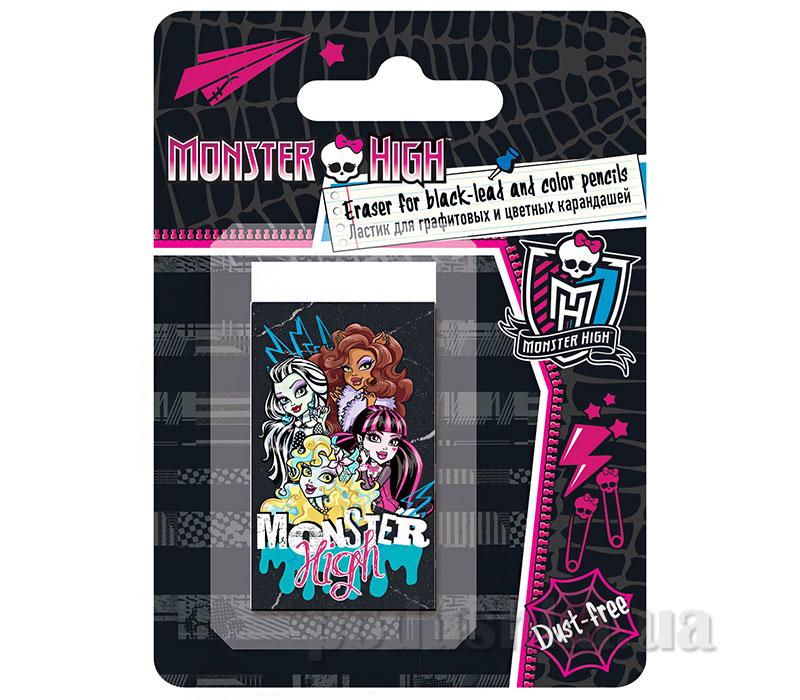 Ластик для графитовых и цветных карандашей Monster High