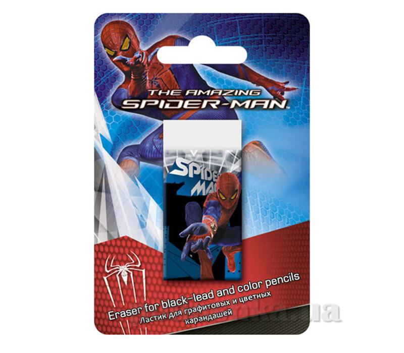 Ластик для графитовых и цветных карандашей Spider-man SM4U-12S-215-BL1