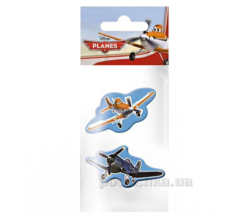 Ластики фигурные малые самолетики PLAB-US1-213-H2
