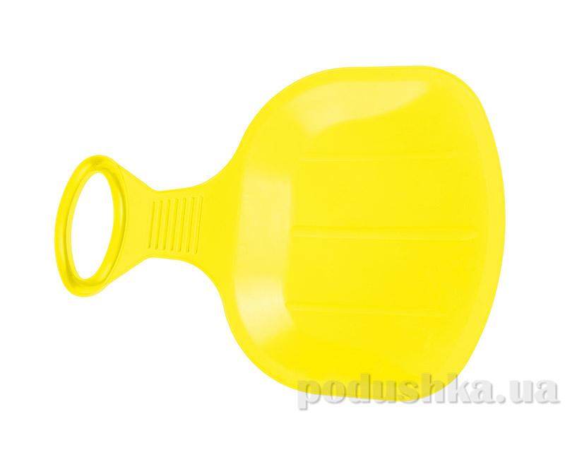 Ледянка Plast Kon Bingo желтая SAN-01-10