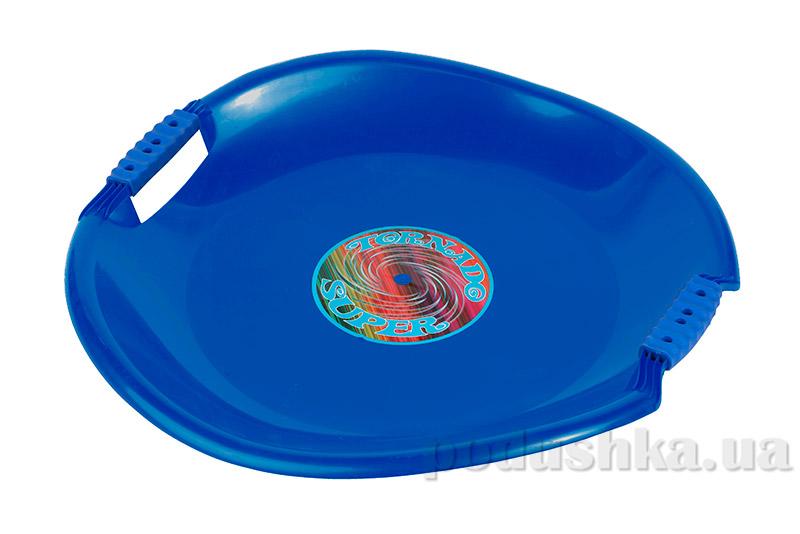 Ледянка Plast Kon Tornado Super синяя SAN-01-20