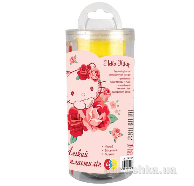 Легкий пластелин для лепки Kite Hello Kitty HK15-275K