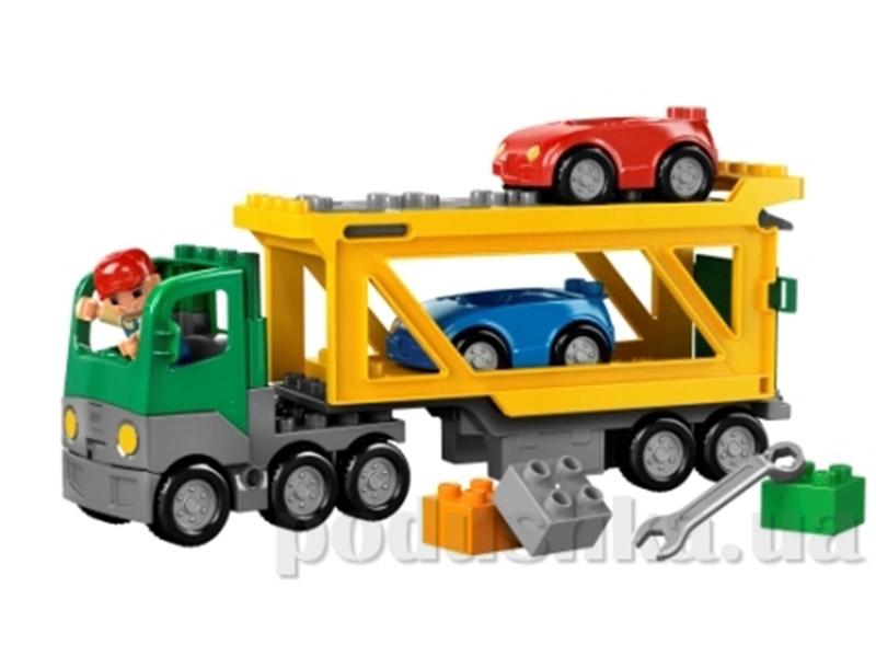 Конструктор Lego Автовоз Duplo 5684