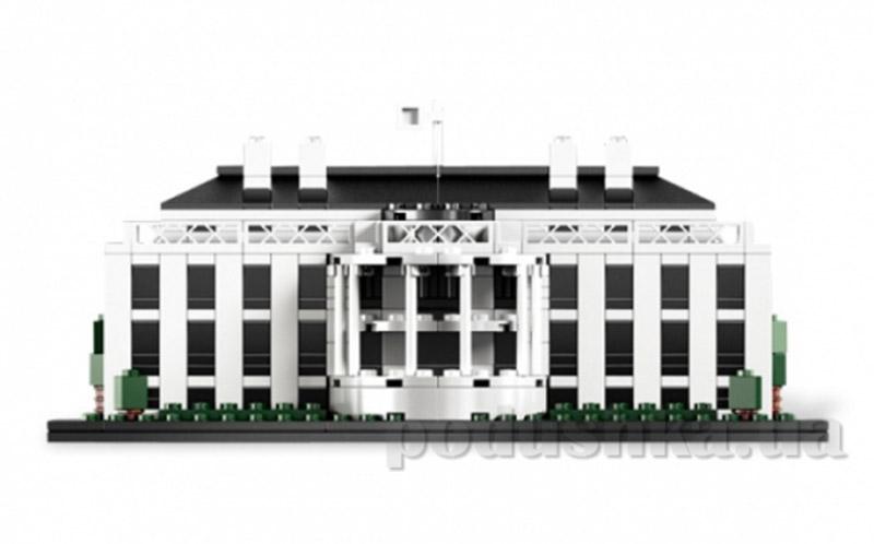 Конструктор Lego Белый Дом Architecture 21006