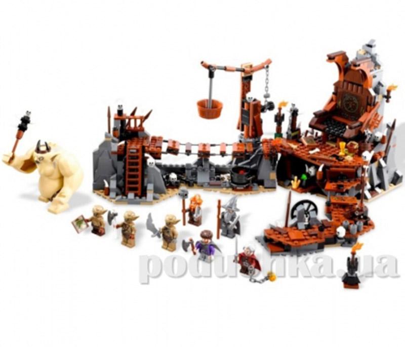 Конструктор Lego Битва с королём гоблинов The Lord of the Rings 79010