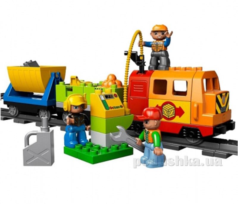 Конструктор Lego Большой поезд Duplo 10508