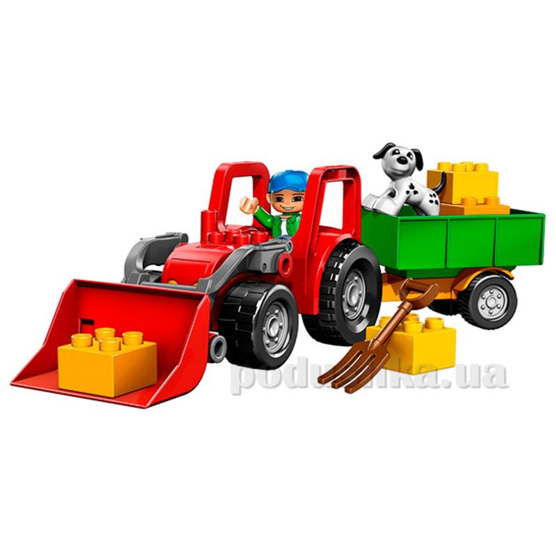 Конструктор Lego Большой трактор Duplo 5647