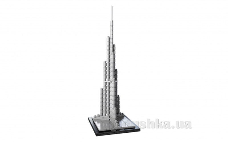 Конструктор Lego Бурдж Халифа Architecture 21008