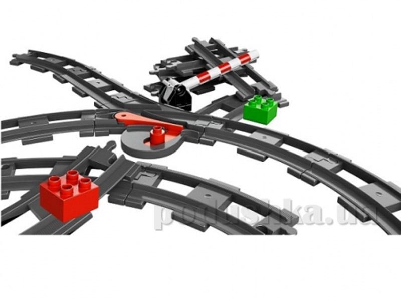 Lego Дополнительные элементы для железной дороги Duplo 10506