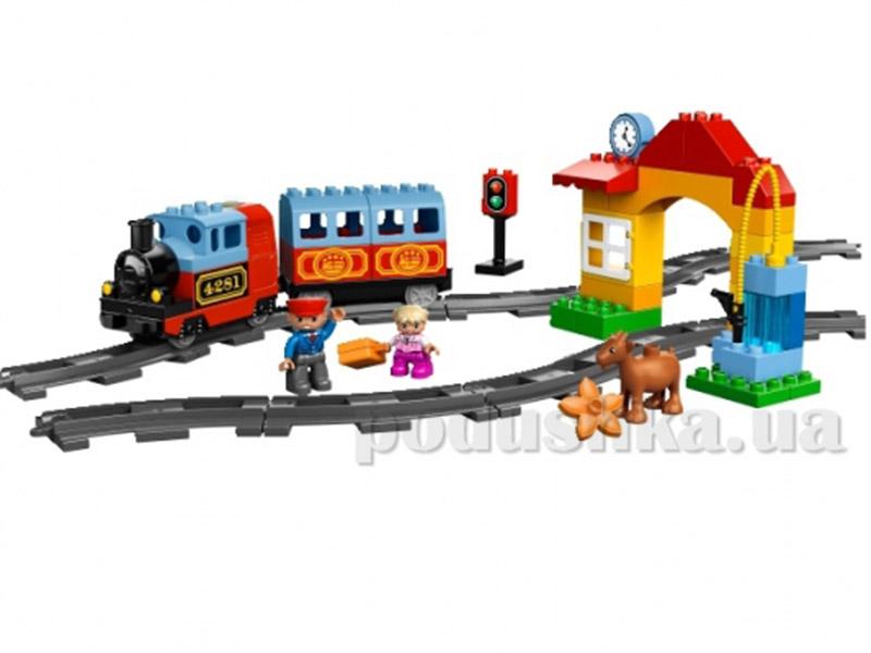 Конструктор Lego Мой первый поезд Duplo 10507