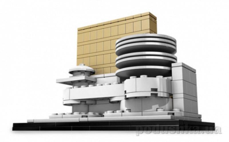Конструктор Lego Музей Соломона Гуггенхайма Architecture 21004