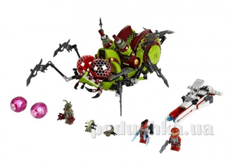 Конструктор Lego Паук-Инсектоид Galaxy Squad 70708