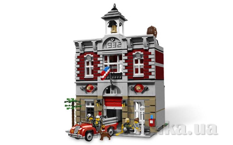 Конструктор Lego Пожарная команда Exclusive 10197