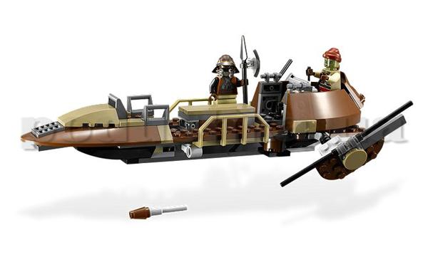 Lego Пустынный Скифф Star Wars 9496