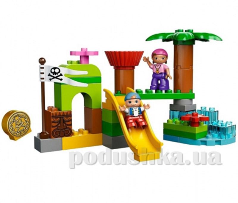 Конструктор Lego Укрытие пиратов Нетландии Duplo 10513