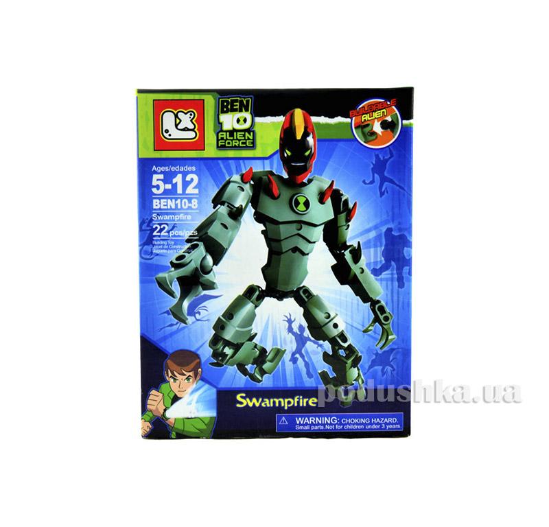 Лего-фигурка Swampfire Alien Force Ben 10