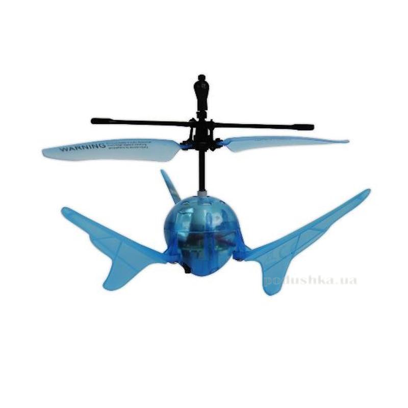 Летающий шар на ИК управлении - Aero Spin Auldey синий YW859110-6