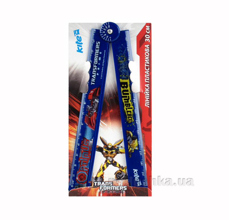Линейка раскладная Kite Transformers TF14-091K