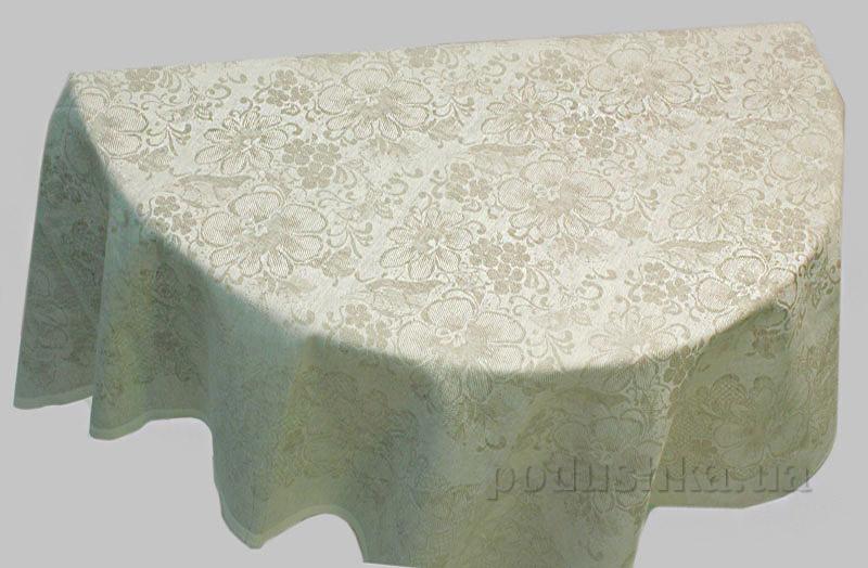 Льняная скатерть 09с529 Таисия Белорусский лен