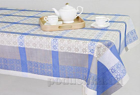 Льняная скатерть 12с569 Коляда Белорусский лен