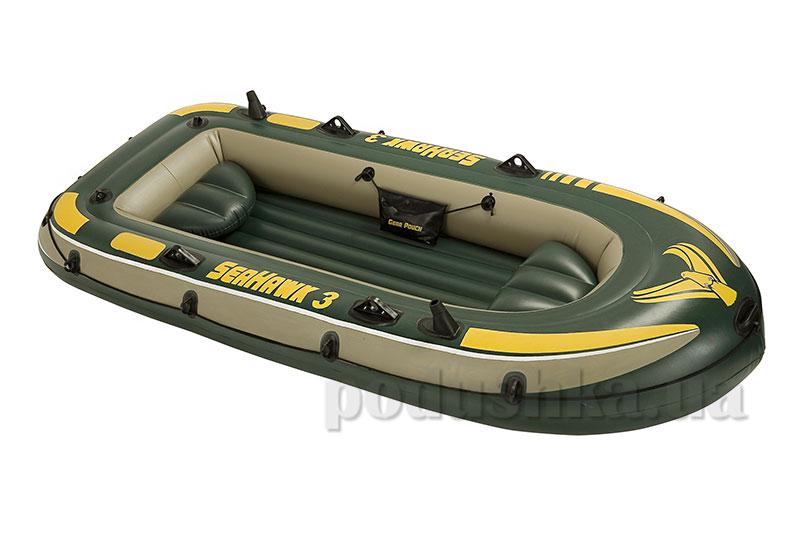 Лодка Intex 68349 Seahawk 3