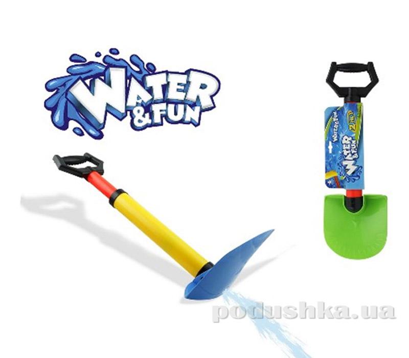 Лопата и водяное ружье 2 в 1 Water Fun