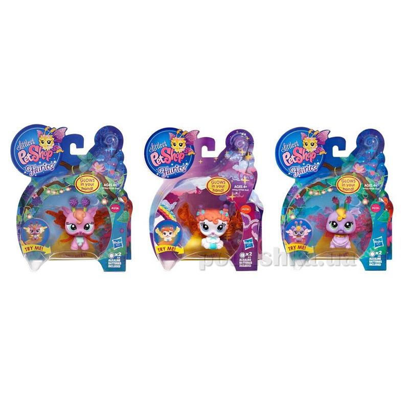 LPS зверюшки-феи со световыми эффектами Hasbro 99950