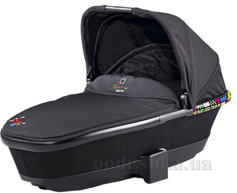 Люлька к коляске Quinny Britto Black Devotion