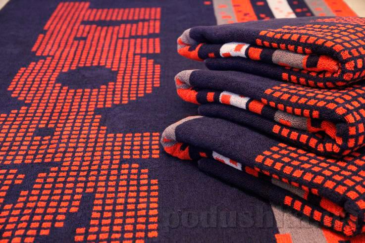 Махровое пляжное полотенце Terry Lux Спорт