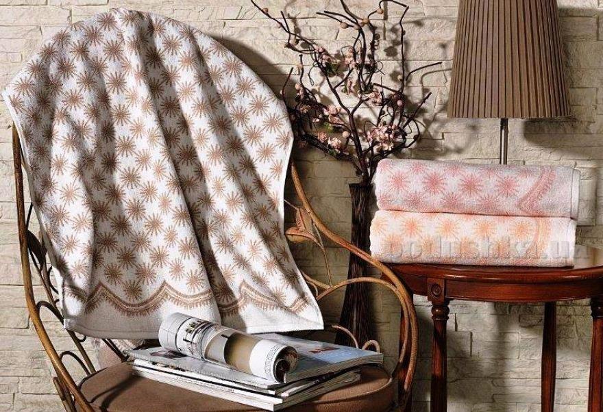 Махровое полотенце Arya Demet