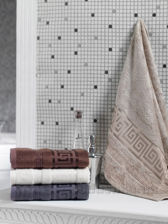 Махровое полотенце Arya Ephus