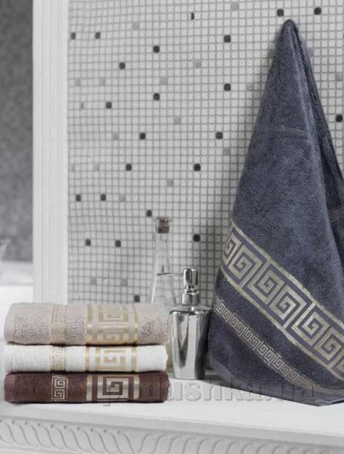Махровое полотенце Arya Greek