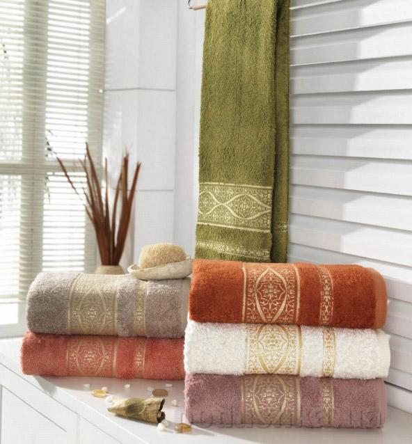 Махровое полотенце Arya Kayra